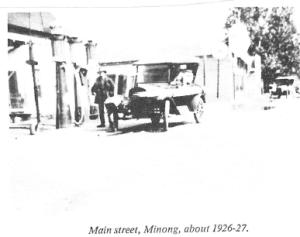main street minong